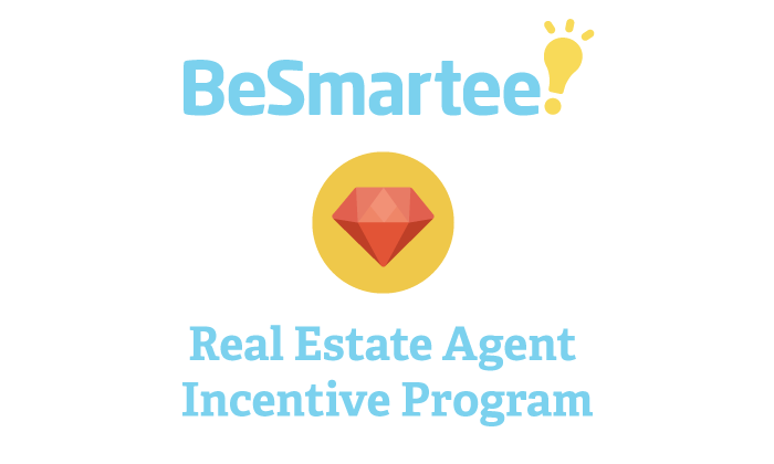 UPDATE: The BeSmartee Real Estate Incentive Program is Filling Up Quickly. Sign Up Today!