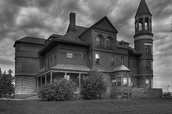 Would you Consider Buying a Haunted Home?